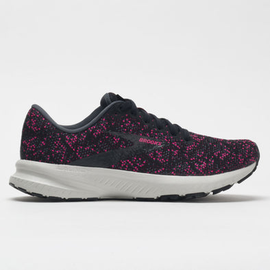 Brooks Launch 7 Women's Black/Ebony/Beetroot