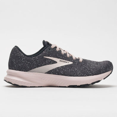 Brooks Launch 7 Women's Black/Pearl/Hushed Violet