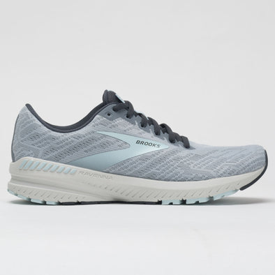 Brooks Ravenna 11 Women's Light Blue/Alloy/Gray