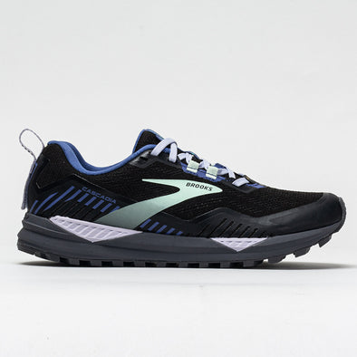 Brooks Cascadia 15 GTX Women's Black/Marlin/Blue