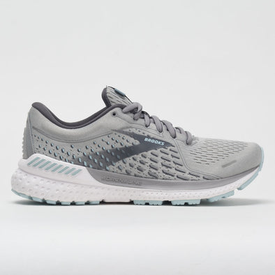 Brooks Adrenaline GTS 21 Women's Oyster/Alloy/Light Blue