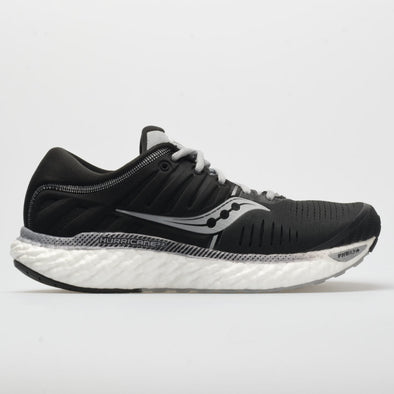 Saucony Hurricane 22 Men's Black/White