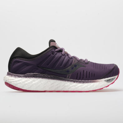 Saucony Hurricane 22 Women's Dusk/Berry