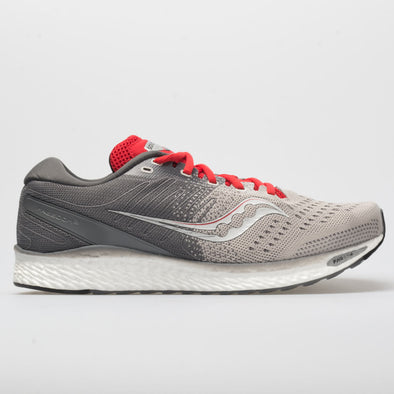 Saucony Freedom 3 Men's Moonrock/Red