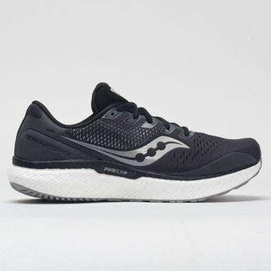Saucony Triumph 18 Men's Charcoal/White