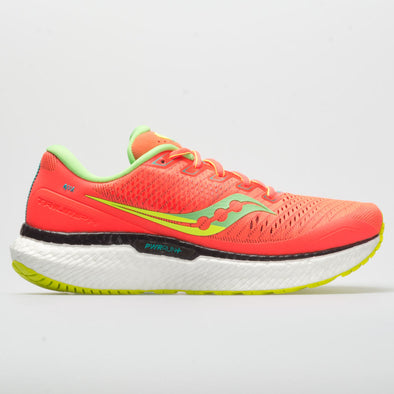 Saucony Triumph 18 Women's Red Mutant