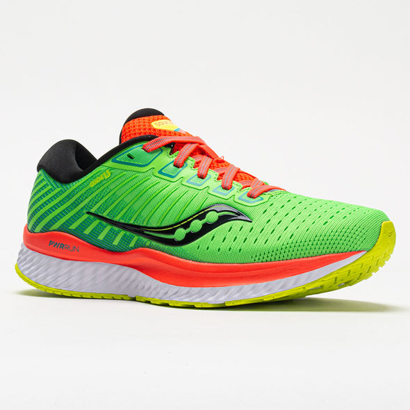 Saucony Guide 13 Men's Green Mutant