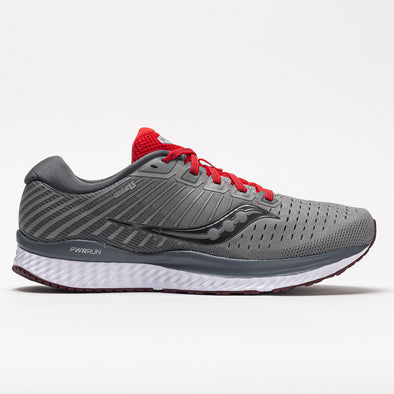 Saucony Guide 13 Men's Alloy/Red