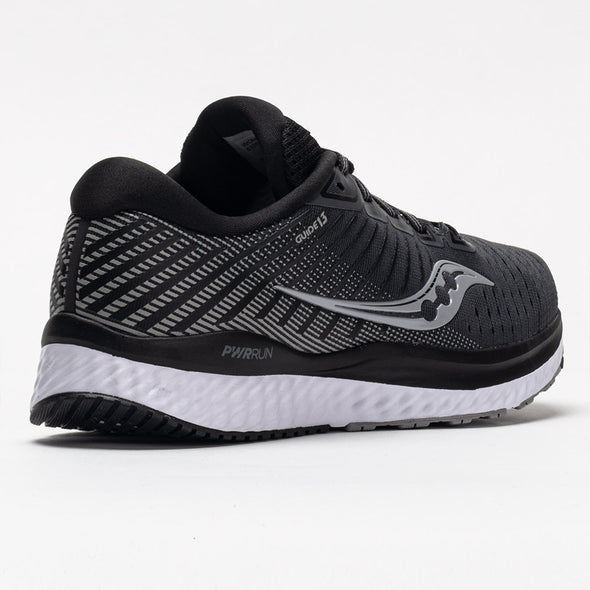 Saucony Guide 13 Men's Black/White