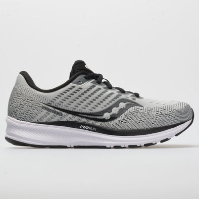 Saucony Ride 13 Men's Alloy/Black