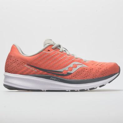 Saucony Ride 13 Women's Coral/Alloy