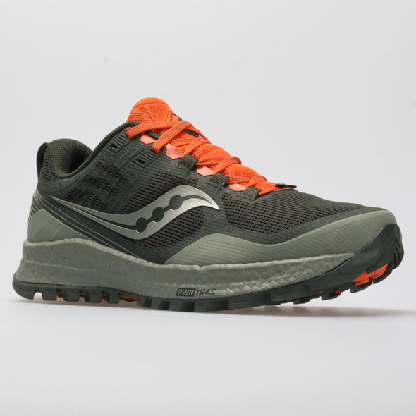 Saucony Xodus 10 Men's Desert/Pine/Orange
