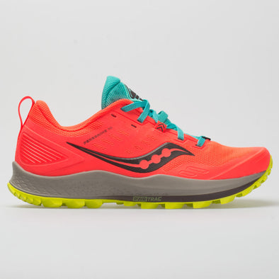 Saucony Peregrine 10 Women's Red/Mutant