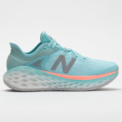 New Balance Fresh Foam More v2 Women's Sea Salt/Newport Blue