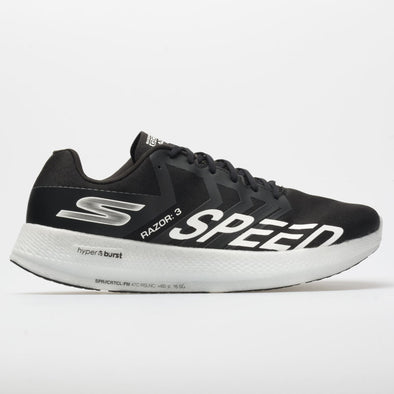 Skechers GOrun Razor 3 Hyper Men's Black/White