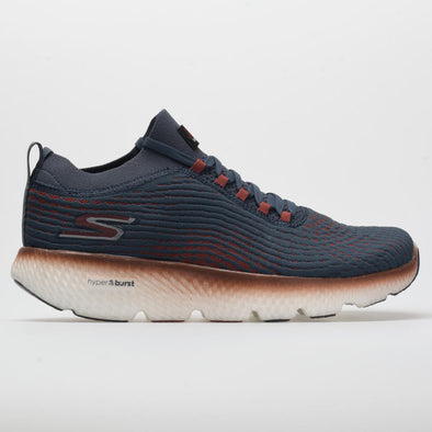 Skechers GOrun MaxRoad 4 Hyper Men's Navy/Red