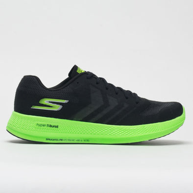 Skechers GOrun Razor 3+ Hyper Men's Black/Green