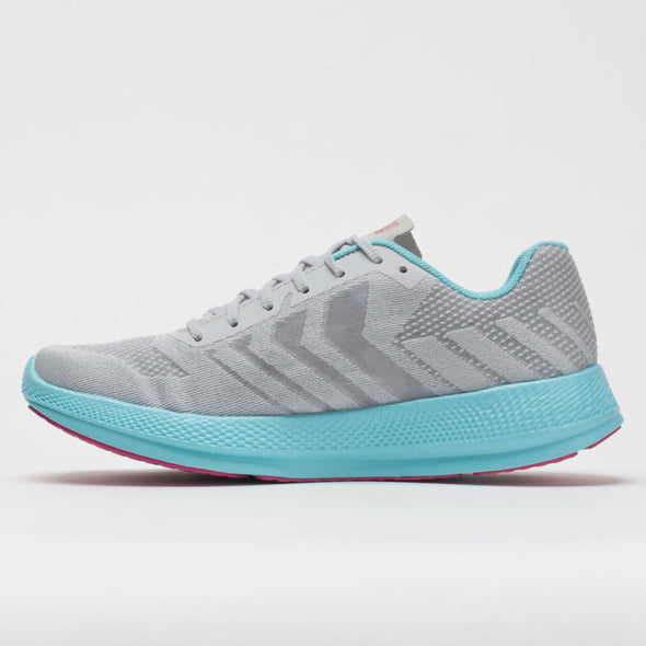Skechers GOrun Razor 3+ Hyper Women's Gray/Aqua/Hot Pink
