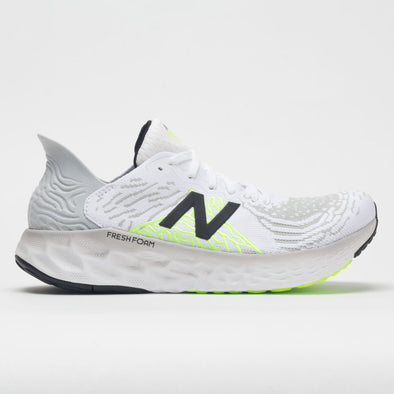 New Balance Fresh Foam 1080v10 Men's Light Aluminum/White/Energy Lime
