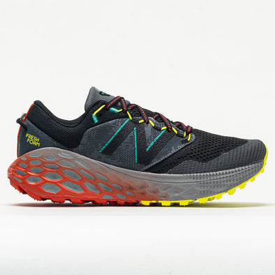 New Balance Fresh Foam More Trail Men's Dark Blaze/Mulberry