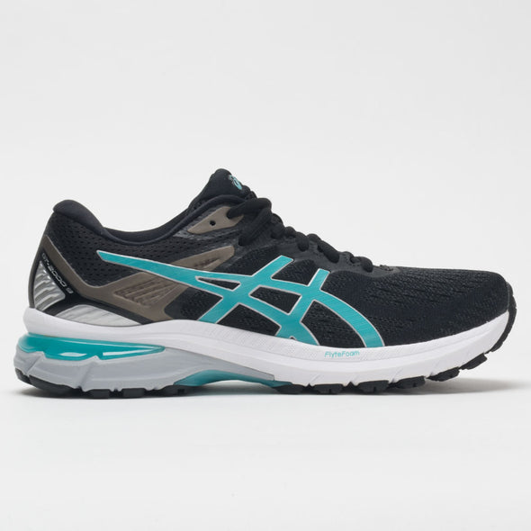 ASICS GT-2000 9 Women's Black/Techno Cyan