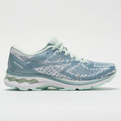 ASICS GEL-Kayano 27 MK Women's Light Steel/White