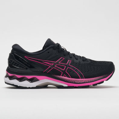 ASICS GEL-Kayano 27 Women's Black/Pink Glo