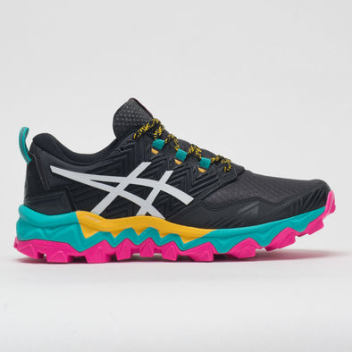 ASICS GEL-Fujitrabuco 8 Women's Black/White