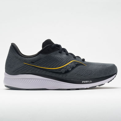 Saucony Guide 14 Men's Charcoal/ViZi Gold