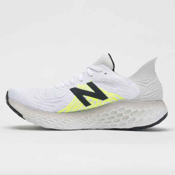New Balance Fresh Foam 1080v10 Women's Light Aluminum/White/Lime Glo