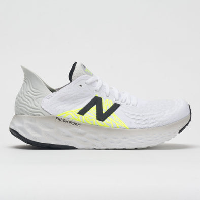 New Balance 1080v10 Women's Light Aluminum/White/Lime Glo