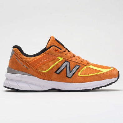 New Balance 990v5 Men's Orange/Highlight