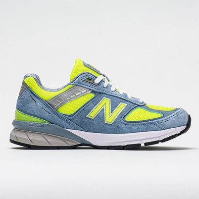 New Balance 990v5 Women's Grey/Hi-Lite