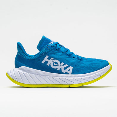 Hoka One One Carbon X 2 Women's Diva Blue/Citrus