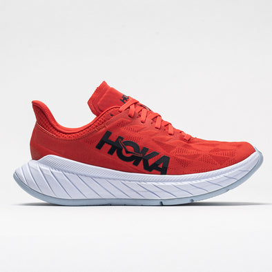 Hoka One One Carbon X 2 Men's Fiesta/White