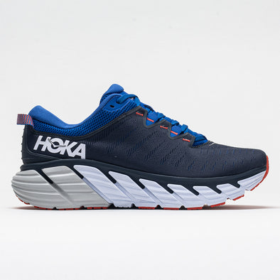 Hoka One One Gaviota 3 Men's Black Iris/Turkish Sea