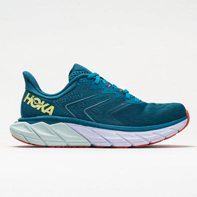 Hoka One One Arahi 5 Women's Mosaic Blue/Luminary Green