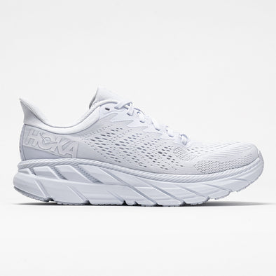 Hoka One One Clifton 7 Women's White/White