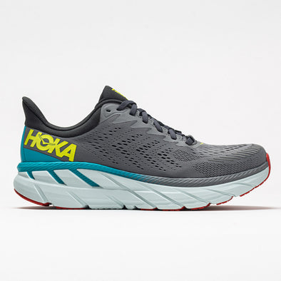 Hoka One One Clifton 7 Men's Wild Dove/Dark Shadow
