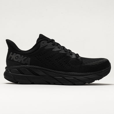 Hoka One One Clifton 7 Men's Black/Black