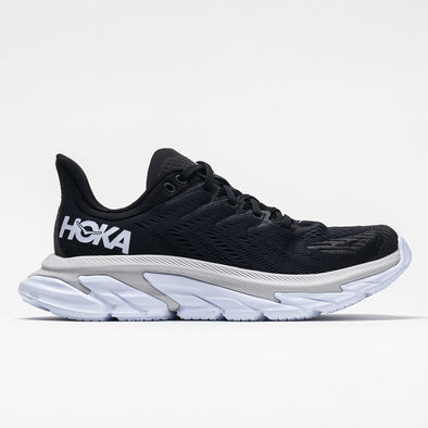 Hoka One One Clifton Edge Women's Black/White