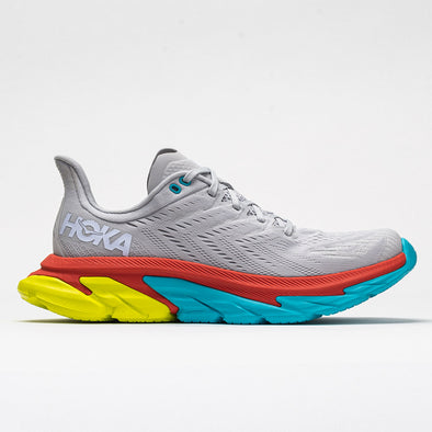 Hoka One One Clifton Edge Men's Lunar Rock/White