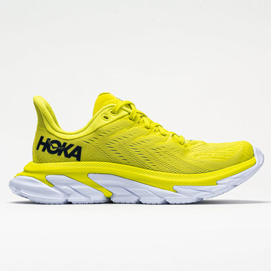 Hoka One One Clifton Edge Men's Citrus/White