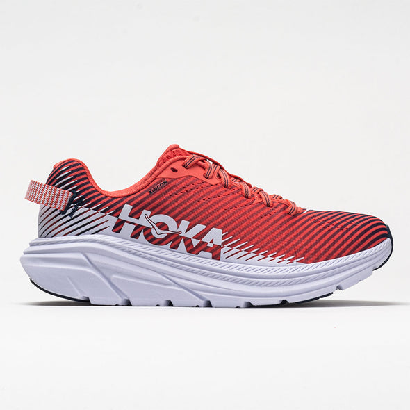 Hoka One One Rincon 2 Women's Hot Coral/White