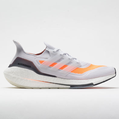 adidas Ultraboost 21 Men's Dash Grey/Screaming Orange