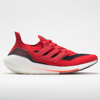 adidas Ultraboost 21 Men's Vivid Red/Core Black/Screaming Orange
