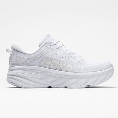 Hoka One One Bondi 7 Men's White/White