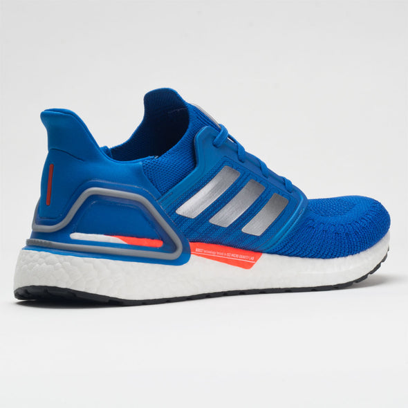 adidas Ultraboost 20 Space Race Men's Blue/Silver Metallic/Royal Blue