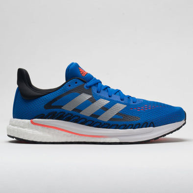 adidas Solar Glide 3 Men's Football Blue/Silver Metallic/Solar Red