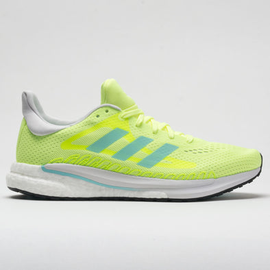 adidas Solar Glide 3 Women's Hi-Res Yellow/Clear Aqua/Dash Grey